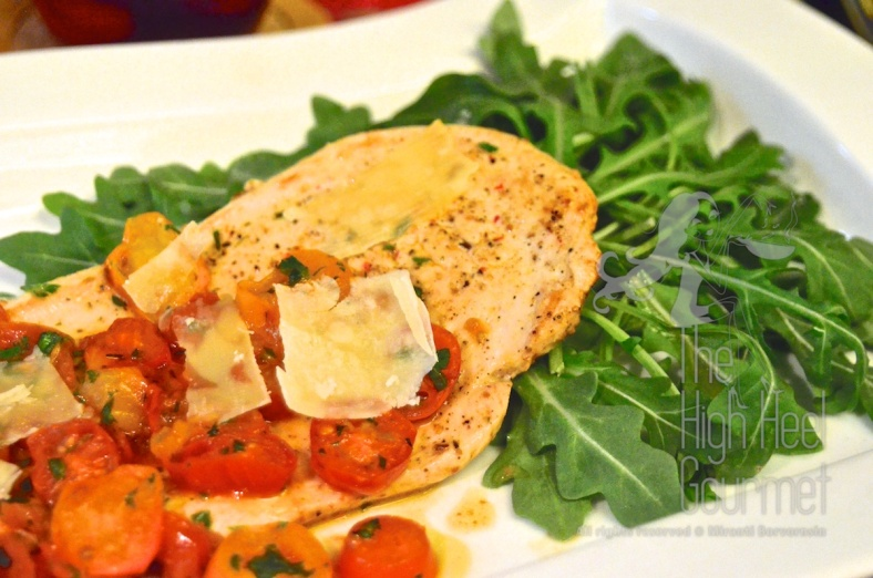 Chicken Milanese by The High Heel Gourmet 1 (1)