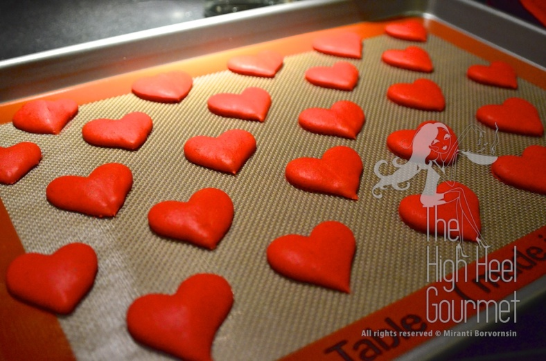 Heart Shape Macaron by The High Heel Gourmet 19