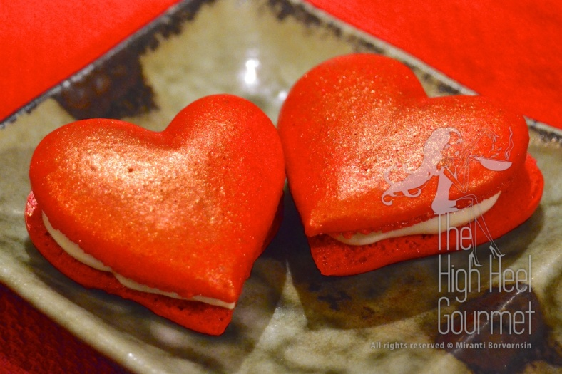 Heart Shape Macaron by The High Heel Gourmet 28