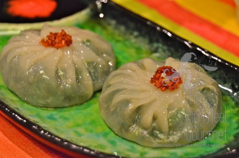 Steam Garlic Chive Dumplings, Kanom Gu Chai by The High Heel Gourmet 40