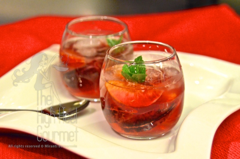 Thai Style Orange in Syrup - Som Loy Kaew by The High Heel Gourmet 2