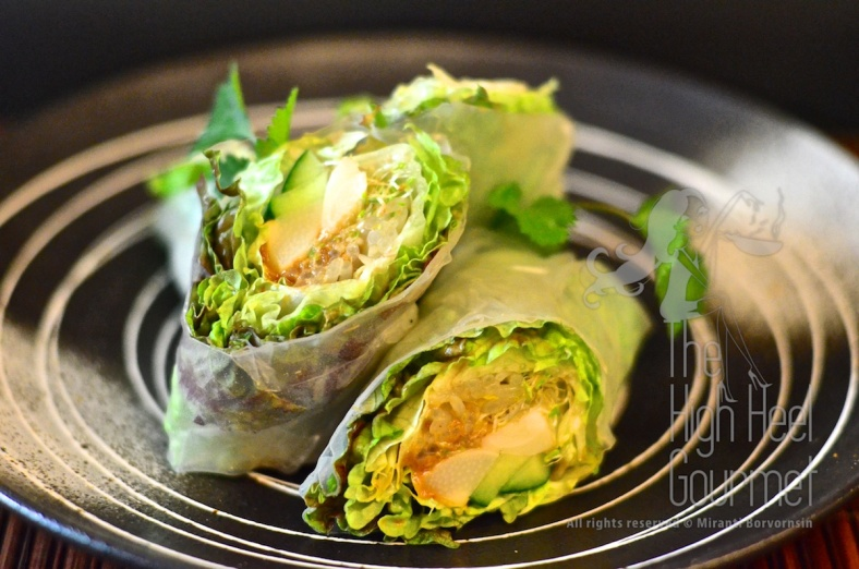 Spring Rolls by The High Heel Gourmet 5