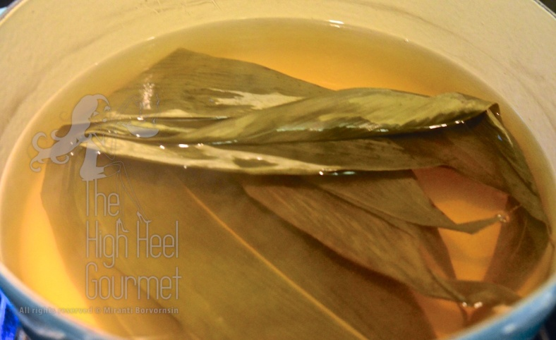 Bah Jang - Zongzi - The festive dumplings by The High Heel Gourmet 1