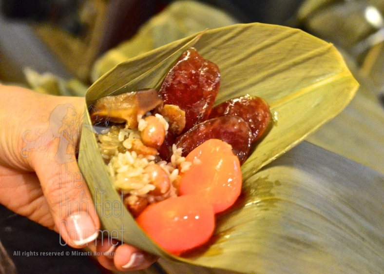 Bah Jang - Zongzi - The festive dumplings by The High Heel Gourmet 12