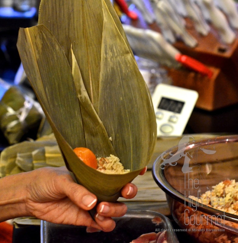Bah Jang - Zongzi - The festive dumplings by The High Heel Gourmet 22