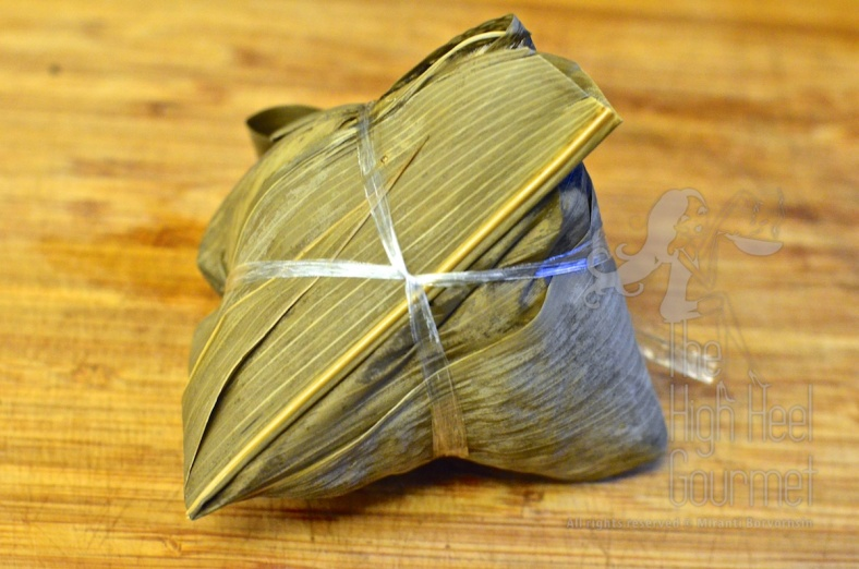 Bah Jang - Zongzi - The festive dumplings by The High Heel Gourmet 24