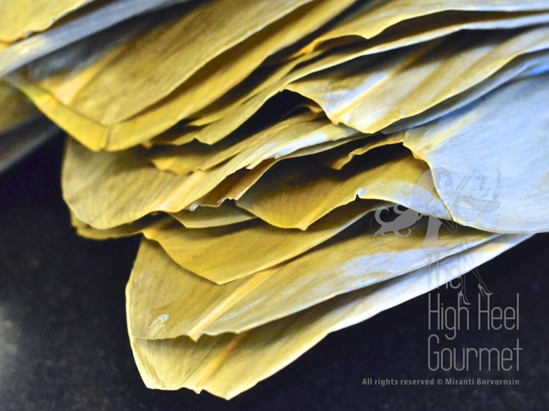 Bah Jang - Zongzi - The festive dumplings by The High Heel Gourmet