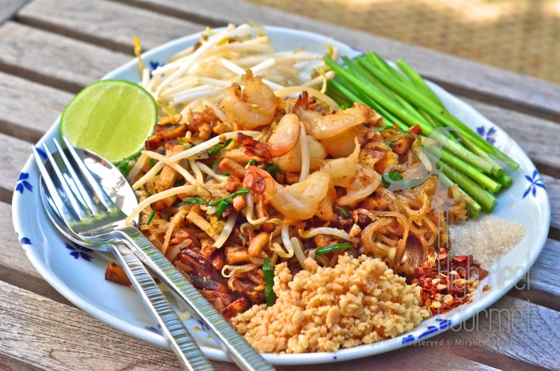 Authentic PadThai by the High Heel Gourmet 1