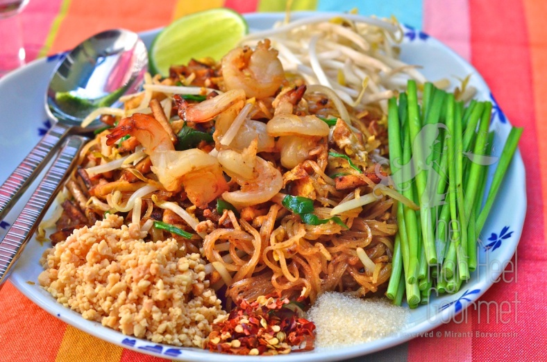 Authentic PadThai by the High Heel Gourmet 5