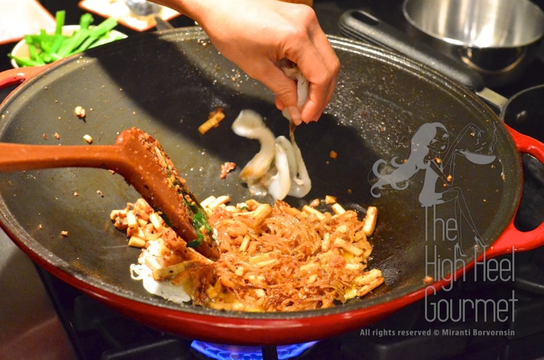 Authentic PadThai Method by The High Heel Gourmet 13