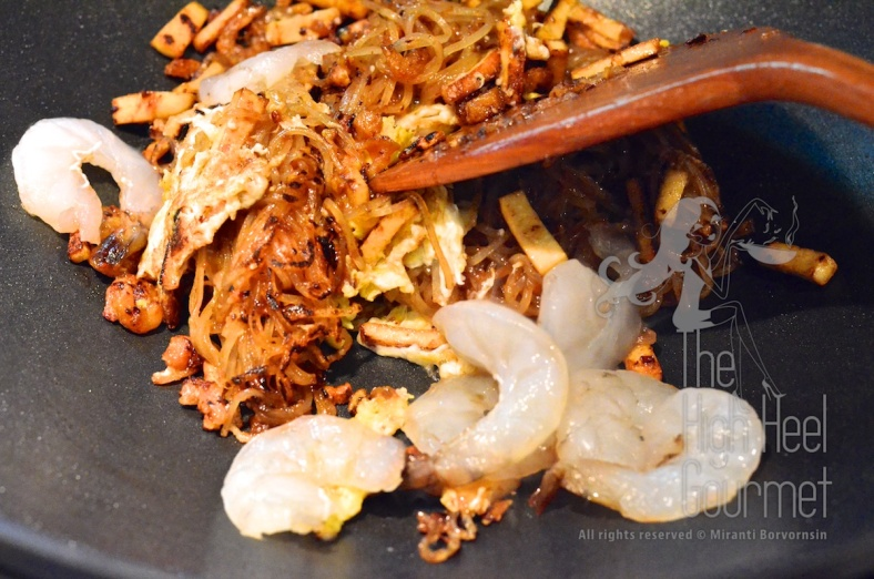 Authentic PadThai Method by The High Heel Gourmet 14