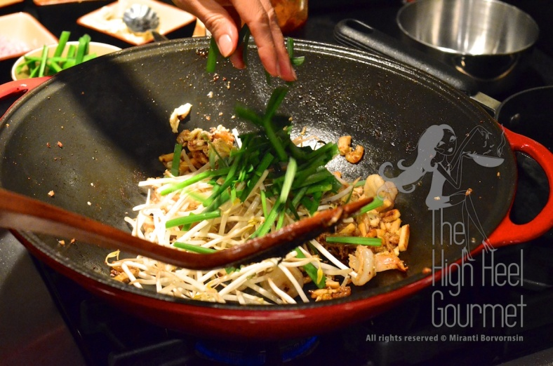 Authentic PadThai Method by The High Heel Gourmet 15