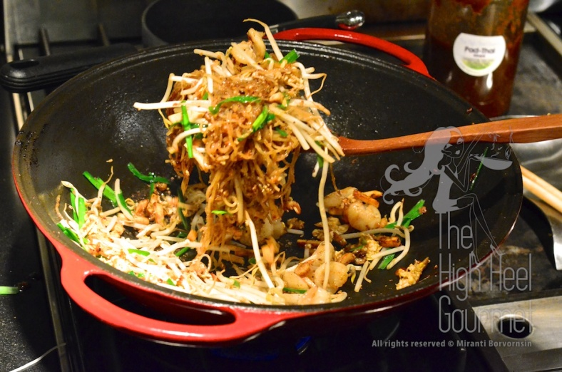Authentic PadThai Method by The High Heel Gourmet 17