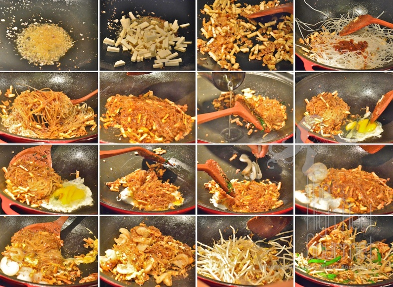 PadThai Method by the High Heel Gourmet 2