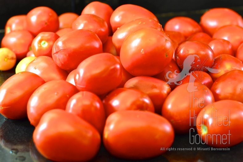 Pomodoro Sauce by The High Heel Gourmet 1