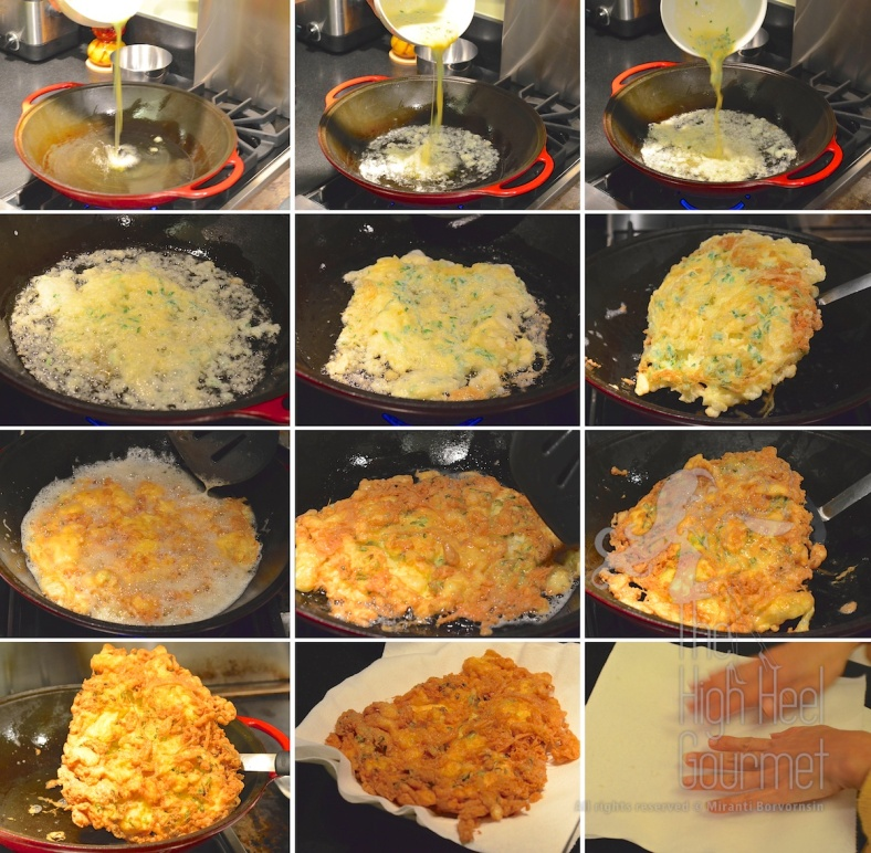 Thai Crispy Omelette - Khai Jiao by The High Heel Gourmet 11