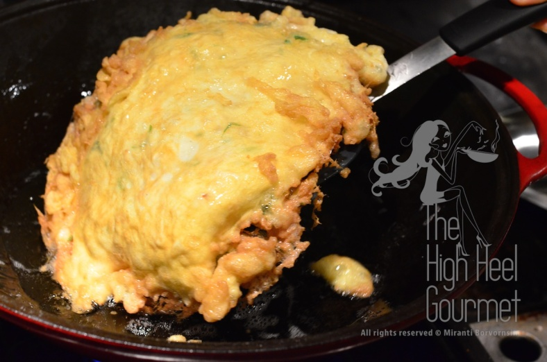 Thai Crispy Omelette - Khai Jiao by The High Heel Gourmet 5