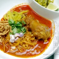 Chiang Mai or Northern Thai Curry Noodles, Khao Soi – An Overture Number II of the Thai Curry Series