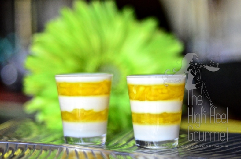 Pine Apple Panna Cotta by The High Heel Gourmet 4