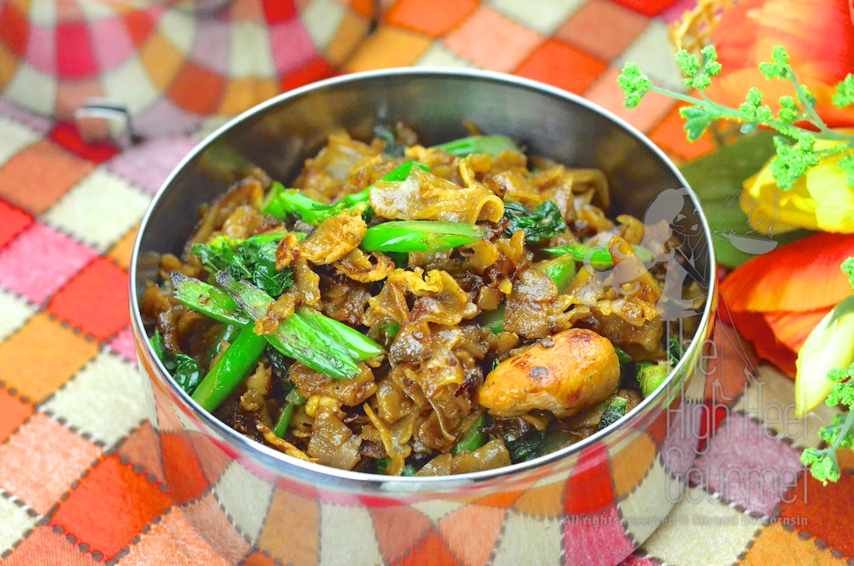 The simple and easy pad see ew thai stir fried rice noodles with easy authentic thai pad see ew 28 ccuart Choice Image