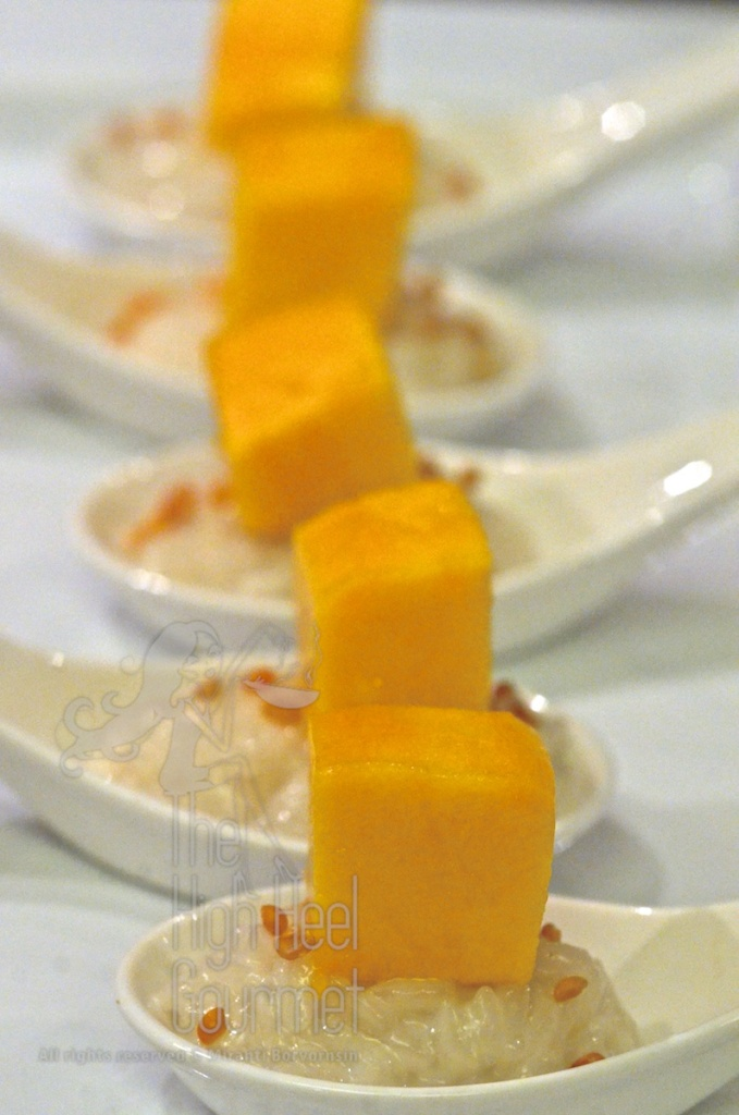 Thai Sticky and Mango - Khao Niaow Ma Muang by The High Heel Gourmet 1 (1)