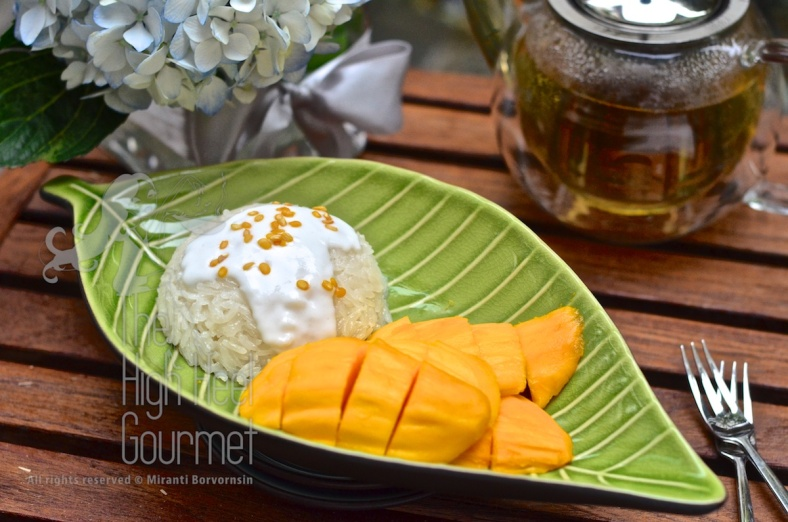 Thai Sticky and Mango - Khao Niaow Ma Muang by The High Heel Gourmet 2 (1)