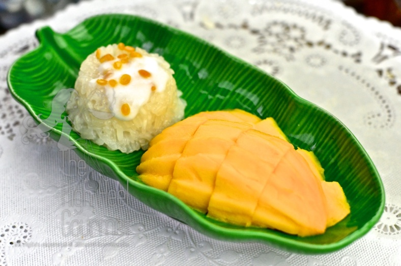 Thai Sticky and Mango - Khao Niaow Ma Muang by The High Heel Gourmet 3 (1)