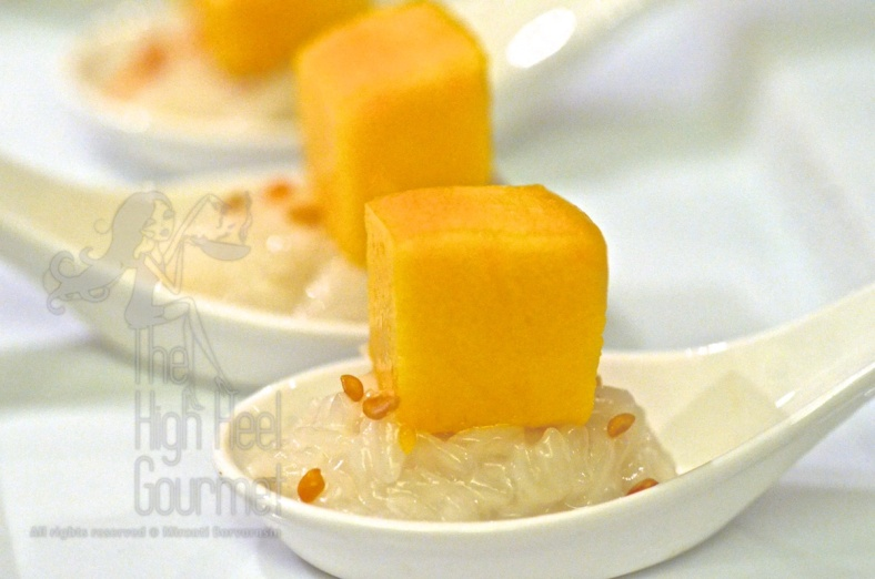 Thai Sticky and Mango - Khao Niaow Ma Muang by The High Heel Gourmet 4 (1)