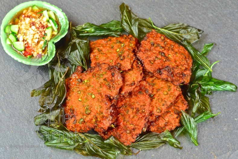 Thai Fried Fish Cake, ToddMun by The High Heel Gourmet 5