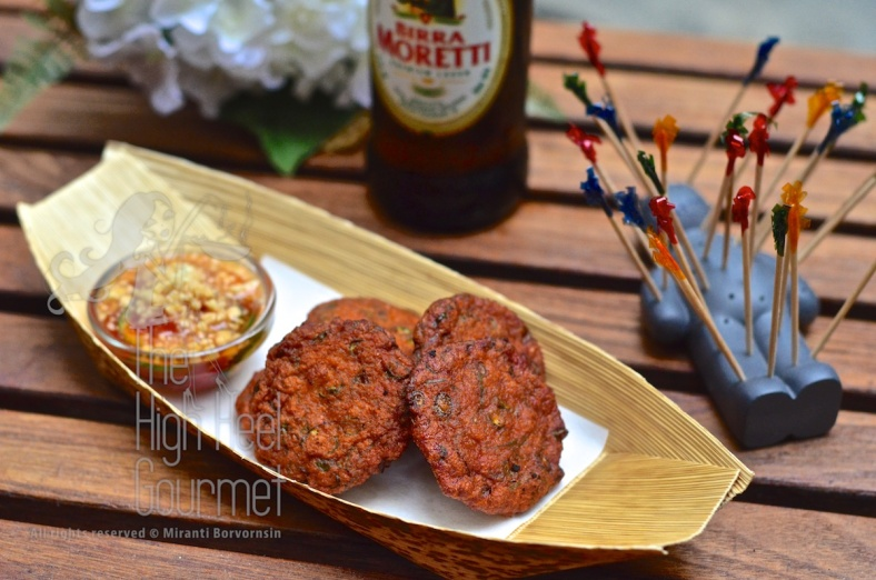 Thai Fried Fish Cake, ToddMun by The High Heel Gourmet 8 (1)