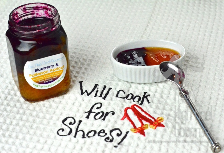 Basic Jam Making for Beginner - NO Pectin by The High Heel Gourmet 17