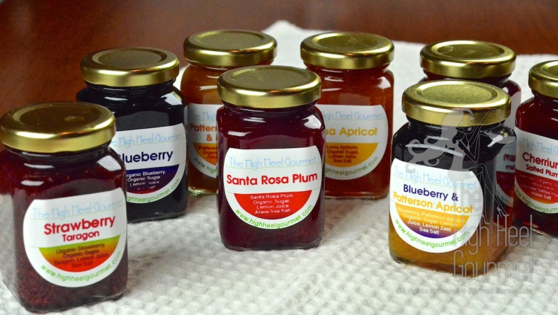 Basic Jam Making for Beginner - NO Pectin by The High Heel Gourmet 18