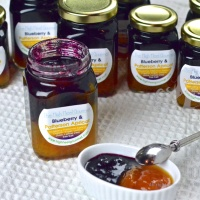 Basic Jam for Beginners, All Natural, Low Sugar, No Pectin Added