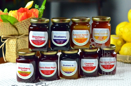 Basic Jam Making for Beginner - NO Pectin by The High Heel Gourmet