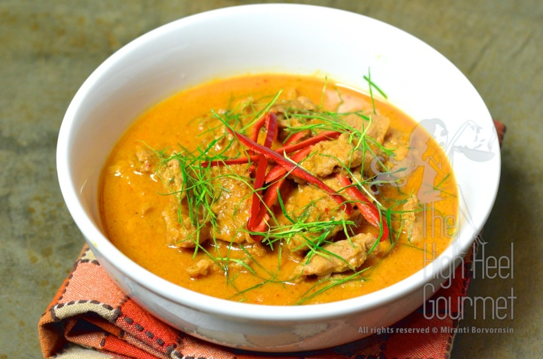 Authentic Thai Panang Curry 24