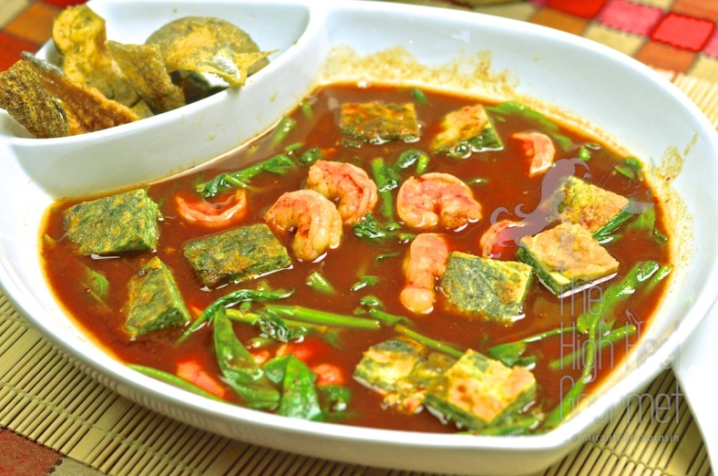 Thai Sour Curry - Kaeng Som by The High Heel Gourmet (2)
