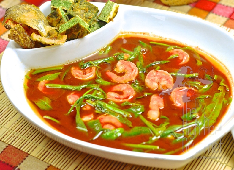 Thai Sour Curry - Kaeng Som by The High Heel Gourmet 6