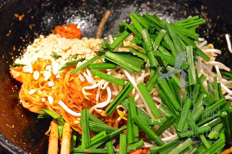 Easy Crab Pad Thai - Sen Chan Pad Pu by The High Heel Gourmet 7