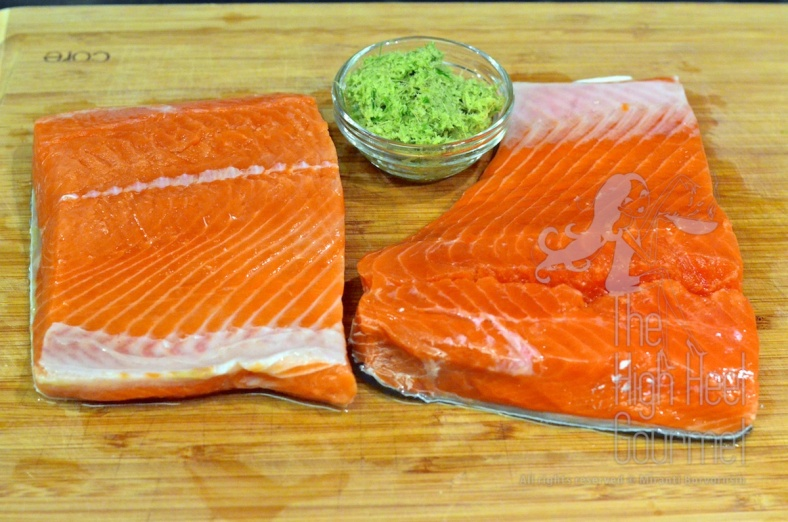 Thai Style Salmon with Garlic Chilies and Lime by The High Heel Gourmet 21