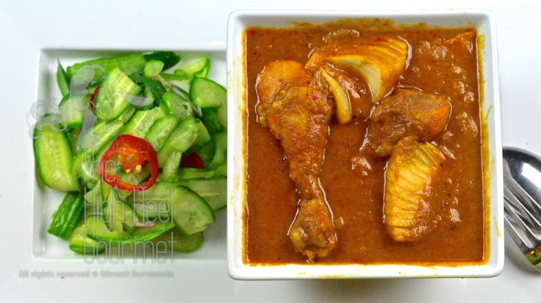 Thai Yellow Curry - Kaeng Garee by The High Heel Gourmet 2 (1)