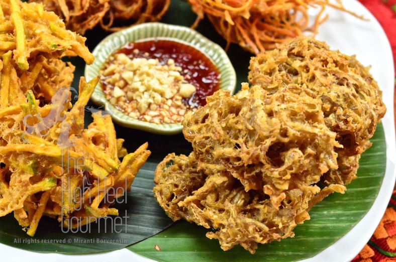 Northern Thai Vegetables Tempura - Grabong Tod by The High Heel Gourmet (2)