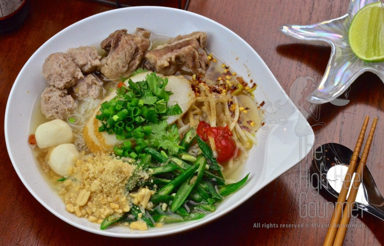 Thai Pork Noodles - Guay Tiew Moo by The High Heel Gourmet 22