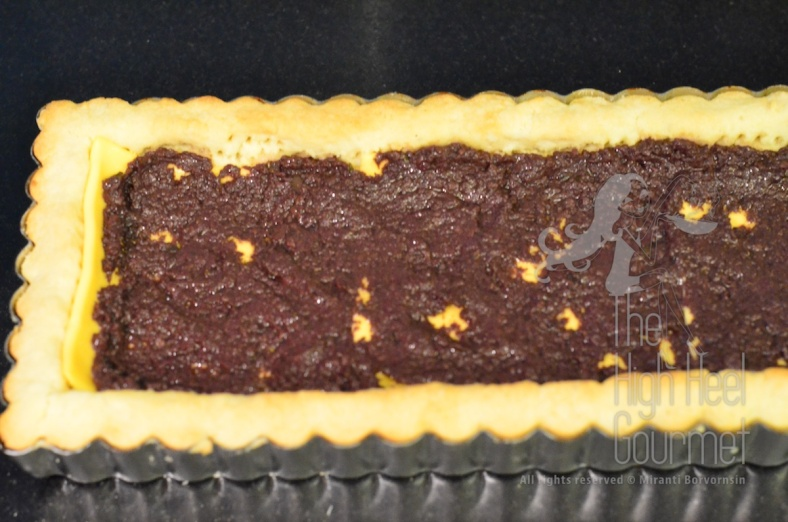 Quiche Tart with Peach by The High Heel Gourmet 10