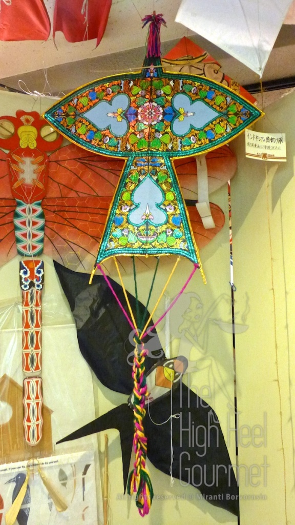 Kite Museum Nihombashi by The High Heel Gourmet 7