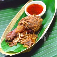 Thai Street Side Fried Chicken, Gai Tod Hat Yai