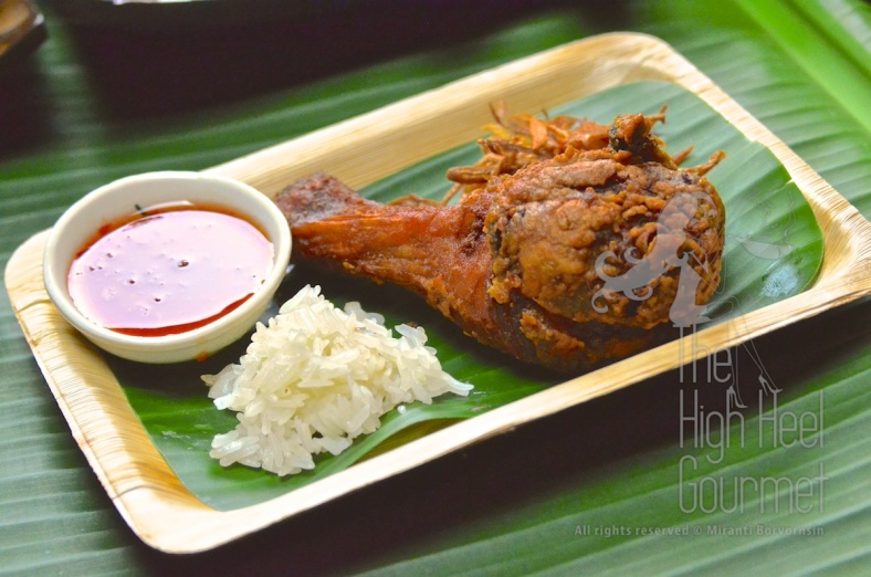 Thai Street Side Fried Chicken - Gai Todd Hat Yai by The High Heel Gourmet 4