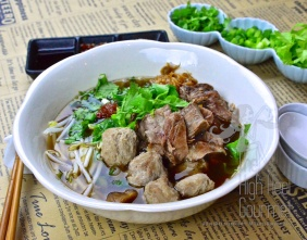 Guay Tiew Neau Toon - Authentic Thai Slow Cook Beef with Noodles by The High Heel Gourmet 11