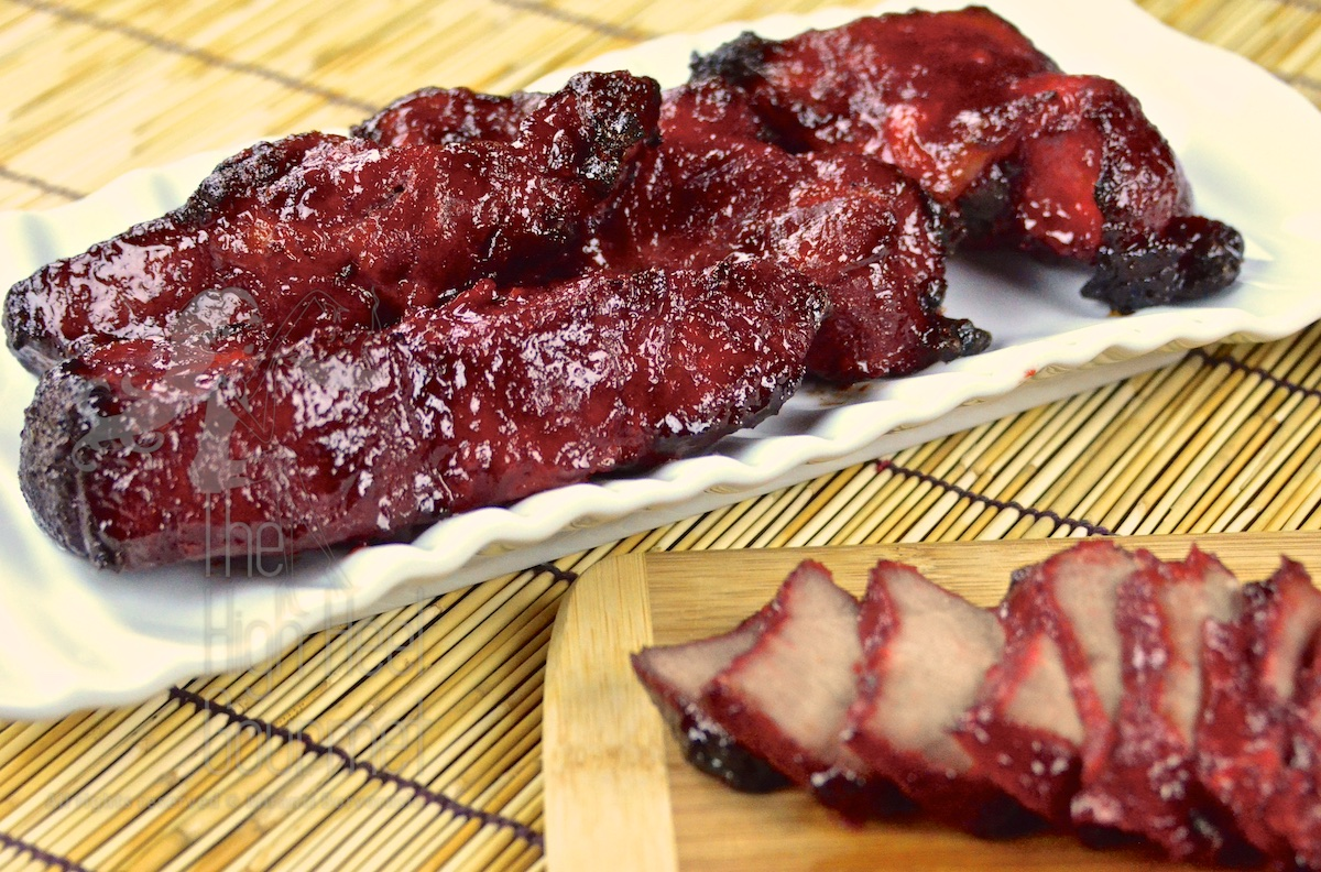 Chinese Barbecue Pork – Thai Style, Moo Dang Episode I ...