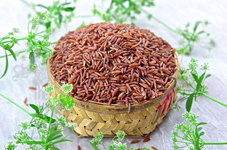 Thai red rice (Himalayan rice)