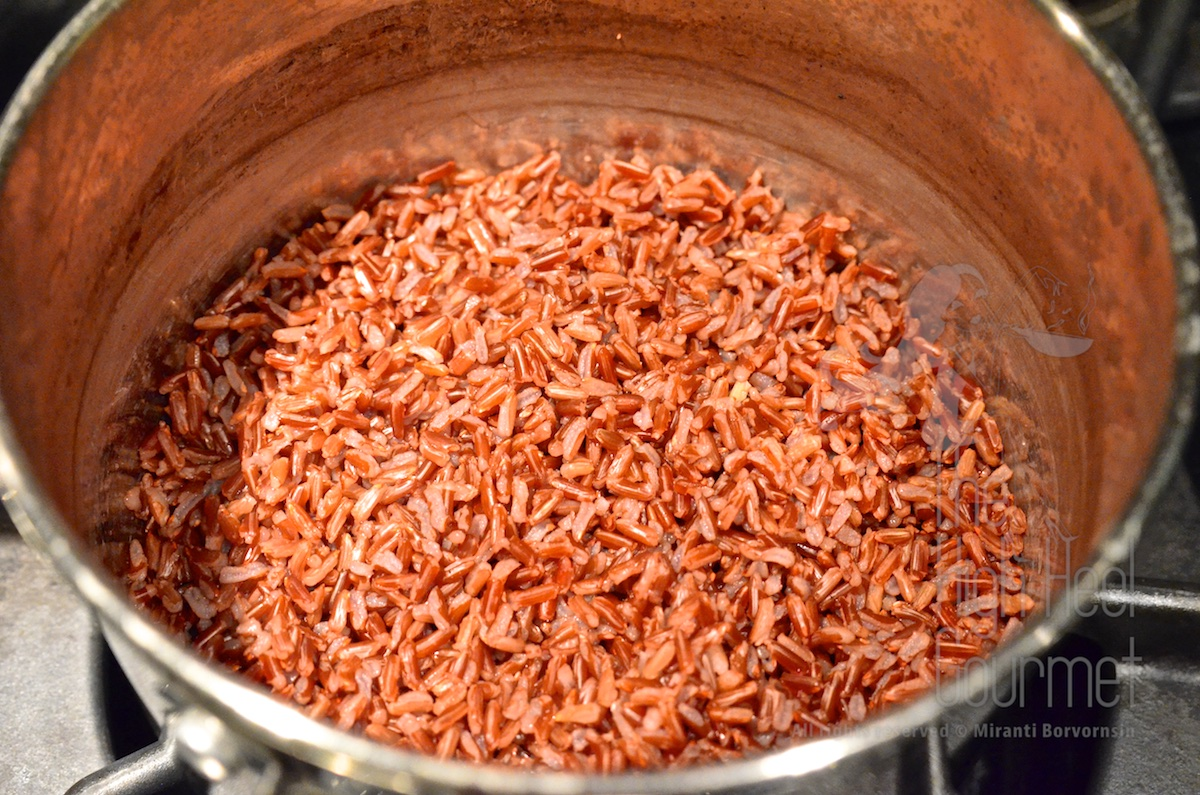 Once The Water Are All Absorbed And Evaporated, You Are Done How To Make  Perfect 5 Ingredient Mexican Brown Rice How To Cook Brown Rice Mexican  Style